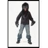 Gorilla Mask Gloves Shirt Child Medium